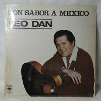 """LEO DAN """"Con Sabor A Mexico"""" 1984 (CBS/DML20712) EX/EX!!"""