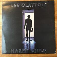 Lee Clayton – Naked Child vinyl