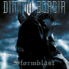 "DIMMU BORGIR - Stormblast LP + 7"" - Black Vinyl Album - SEALED Record Reissue"