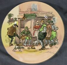 Royal Doulton Old English Scenes D6302 Dinner Plate Roger Simon El Cobler