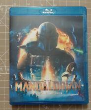 The Mandalorian Saison 1 Blu-ray Francais Anglais Star Wars