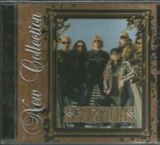 CD - SCORPIONS - NEW COLLECTION -THE BEST  - brand new  & sealed