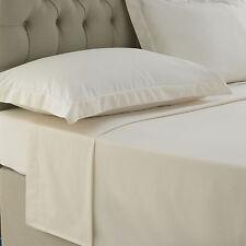 100% coton égyptien 40cm Extra Profond Drap housse 200 fils draps de lit