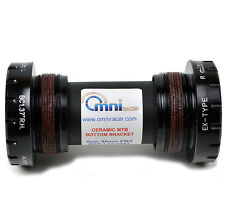 OMNI Racer Ti CERAMIC Integrated Bottom Bracket MTB Truvativ, SRAM: BLACK