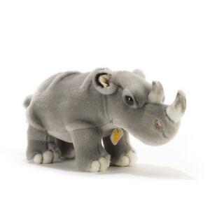 Plush & Company 15915 Peluche Rinoceronte L.33 CM Rhino Rhinocèros
