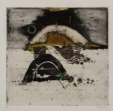 Johnny Friedlaender/Farbradierung/ Sept Paysages 6./ e.a. Exemplar/ von 1973