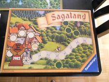 RAVENSBURGER Sagaland, Spiel des Jahres 1982, ab 8 Jahre, 2-6 Spieler