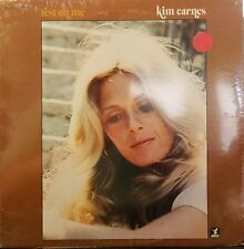 KIM CARNES: Rest On Me LP Sealed Cutout lower right corner AAS7016 Amos Records