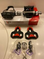 "VP-R73H HiPac Carbon Road Bike Pedals Clipless VP-ARC6 Cleat 9/16"" Sealed - OEM"