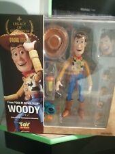 "Toy Story Woody Legacy of Revoltech Sci-fi 6"" Action Figure Disney Kaiyodo"