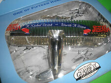PEPSI-COLA 1932 MODIFIED STEARMAN BIPLANE AIRPLANE STERLING SILVER PLATED