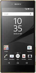 Sony Xperia Z5 Premium Gold Neuware De Händler ohne Simlock
