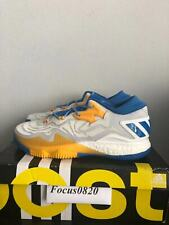NEW ADIDAS CRAZY LIGHT BOOST LOW UCLA BRUINS PE SAMPLE Rare B39456 sz11
