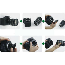 Cool 58mm Macro lens Reverse Adapter Ring For Canon EOS EF EF-S 1000D 60D 5D 7D