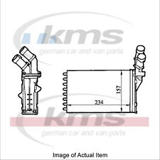 New Genuine NISSENS Heater Radiator Matrix 71147 Top Quality