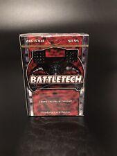 Battletech Deck 1996 Wotc Ccg Arsenal Crusade Mercenaries Card Game Fasa Sealed