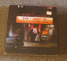 FREE 2for1 OFFER-Elton John- Don't Shoot Me I'm Only The Piano Player-UK IMPORT