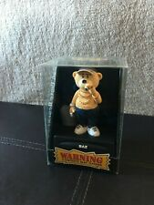 Bad Taste Bears Figure Baz Gag Gift Adult Humor Funny Offensive Novelty NIB