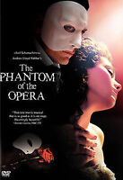 The Phantom Of The Opera (NEW & SEALED DVD) FREE SHIPPING