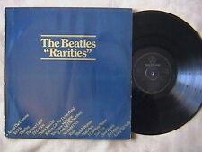 """BEATLES """"RARITIES"""" LP DUTCH. IMPORT PARLOPHONE SPSLP 261 1978"""