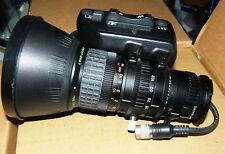 OBJECTIF VIDEO Fujinon S14X7.3B12U for 1/2 3-CCD