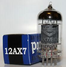 Mullard 12AX7 / ECC83 pre-amp tubes,Reissue, Brand NEW
