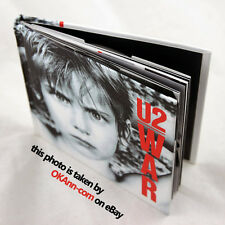 War (Deluxe Edition) U2 (CD, 2008, 2 Discs, Island) WithOUT outside paper box
