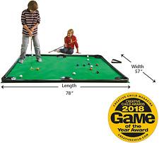 """Hearthsong Golf piscina interior juego de la familia Niños Juguete de fibra de carbono 78""""Lx57""""W incluye"""
