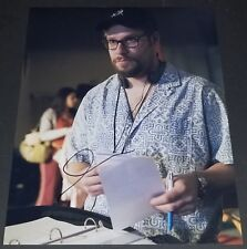 SETH ROGEN SIGNED 11X14 PHOTO THE DISASTER ARTIST KNOCKED UP IN PERSON AUTO