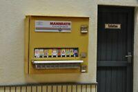 Zigaretten Automat Modellauto Diorama Puppenstube Vintage Deko Zubehör 1/18