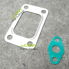 Universal T3 T34 T35 T38 GT35 GT35R TURBO Manifold Outlet Exhaust Gasket 4A