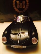1939 Porsche Typ 64 Berlin-Rome-Wagen Black BoS Models LE of 1000 1/18 In Stock!