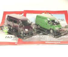 Modellautos, - LKWs & -Busse aus Kunststoff im Maßstab 1:43