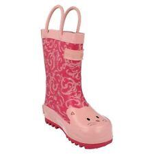 20 Scarpe rosa di gomma per bambine dai 2 ai 16 anni