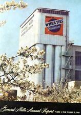 1949 General Mills Annual Report  Rare Wheaties Factory Vintage Original