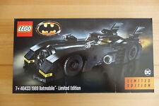 LEGO® Batman (40433) 1989 Batmobil LIMITED EDITION - NEU & OVP
