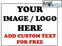 Custom Iron On T Shirt Transfer Personalied Any Image Logo Text for Sports Wear
