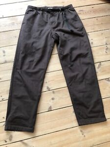 gramicci g pants trousers xl eu new norse projects woodwood Patagonia brown