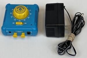 Bachmann 46604A HO Scale Model Train Power Supply 16V Transformer & Power Plug