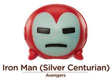 Marvel Tsum Tsum Vinyl Figure SMALL Iron Man Silver Centurion Armor Lucky!