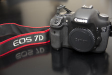 Canon EOS 7D (Body Only), Good Cond, 4GB CF, Battery, Software, Manuals, Box
