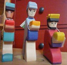 Holztiger - Heilige 3 Könige im Set - Krippenfiguren groß