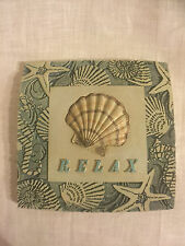 Relax (TILE) Hanging PLAQUE