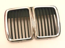 BMW E30 1982 - 1994  FRONT GRILLE BLACK / CHROME GRILL OE: 511318843501