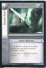 Lord Of The Rings CCG Card SoG 8.R33 Elessar's Edict