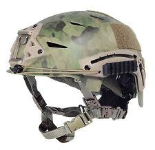 NEW FMA Airsoft CS Outdoor Sport Protective FMA EXF BUMP Helmet AT-FG L786 L/XL
