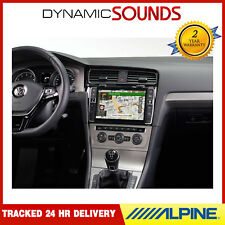"Alpine X902D-G7 - Volkswagen Golf MK7 9"" DAB Bluetooth Carplay Android Sat Nav"