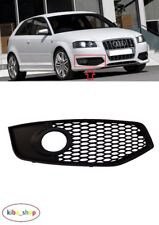 AUDI S3 2006 - 2009 FRONT BUMPER FOG LIGHT LAMP GRILL GRILLE RIGHT O/S DRIVER