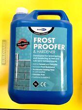 Frostproofer & induritore Rapido per la posa mattoni & rendering 5LTR Bond-IT