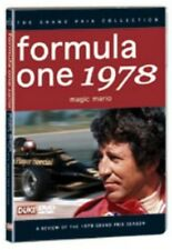 Formula One 1978: Magic Mario (2012, REGION 1 DVD New)